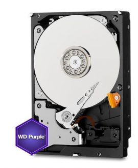 HDD TRDI DISK WD 8TB Purple NV (WD80PURZ)