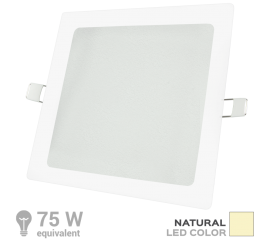 LED PANEL DIGITLIGHT PL225QN / 18W KVADRATNO VGRADNO SVETILO