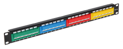 PP-24/RJ-KAT RJ-45 PATCH PANEL